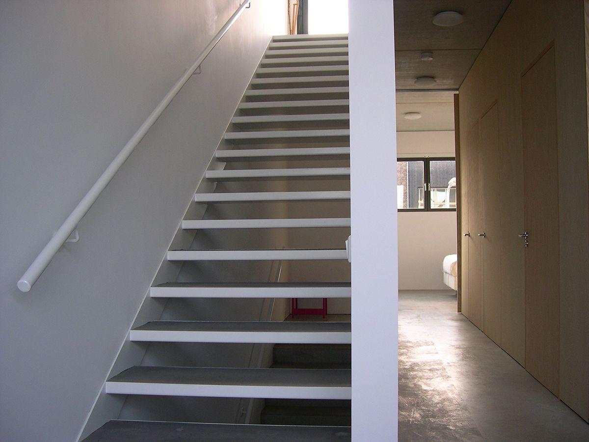 Buroduck-Havenkwartier-atelierwoning-trap