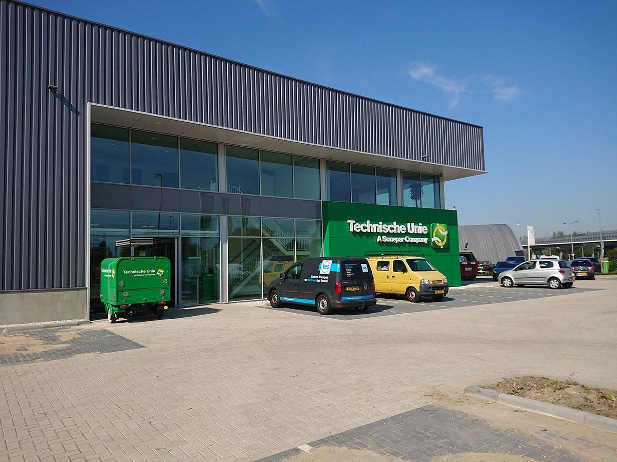 buroduck-Technische-Unie-vestiging-Den-Haag