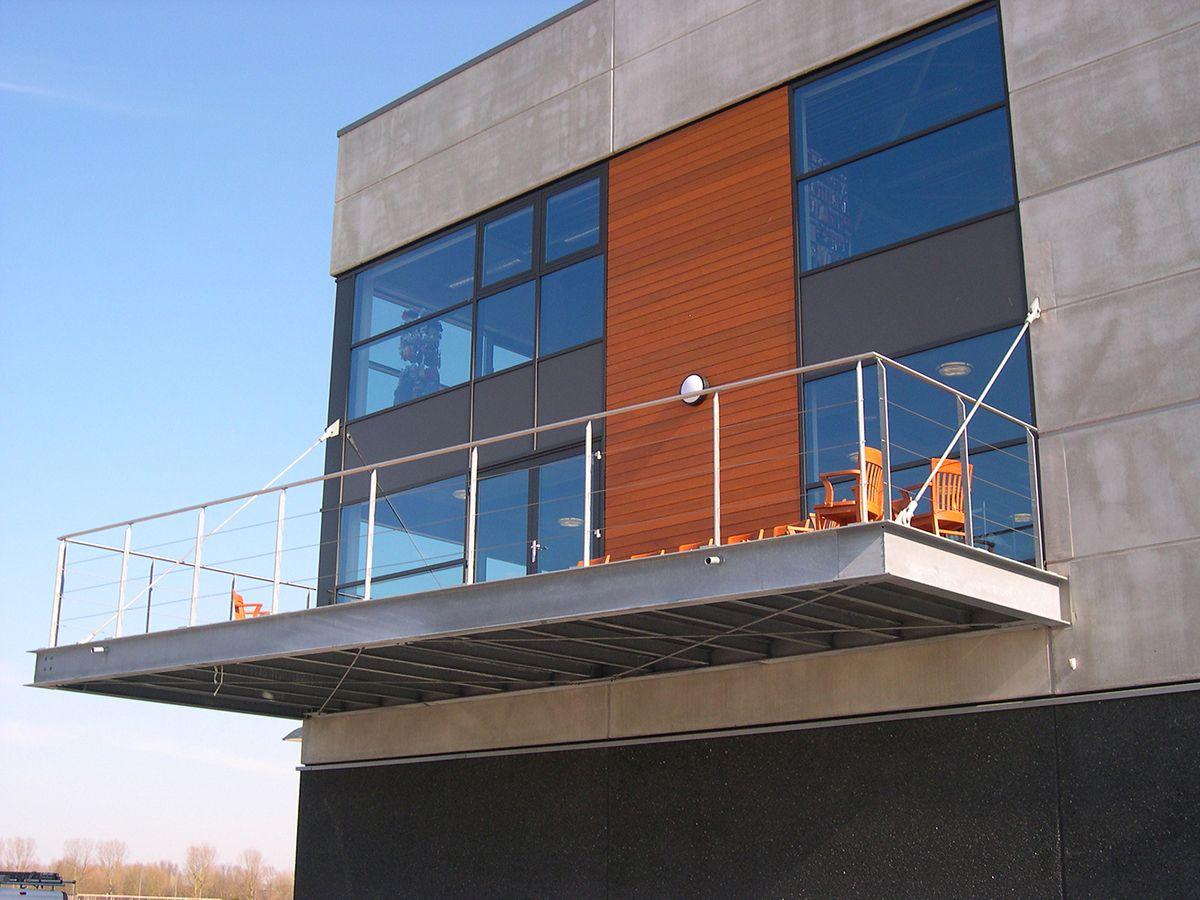 buroduck-front-almere-balkon
